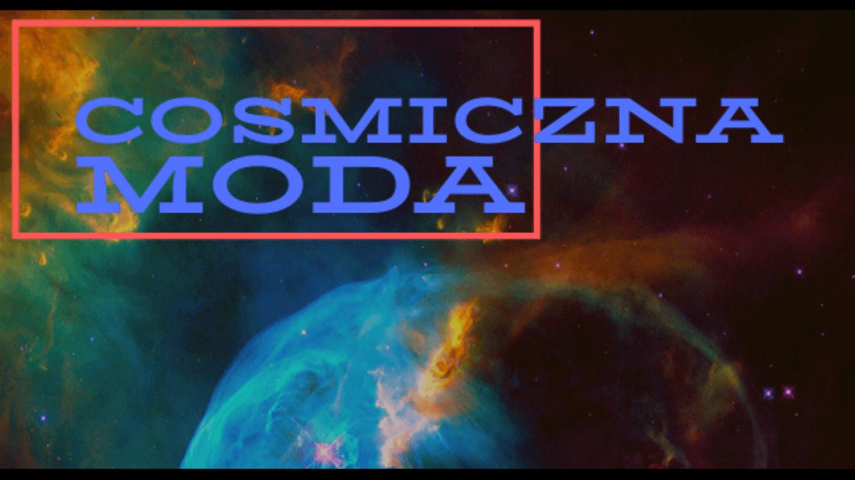 Kosmiczna moda z NASA