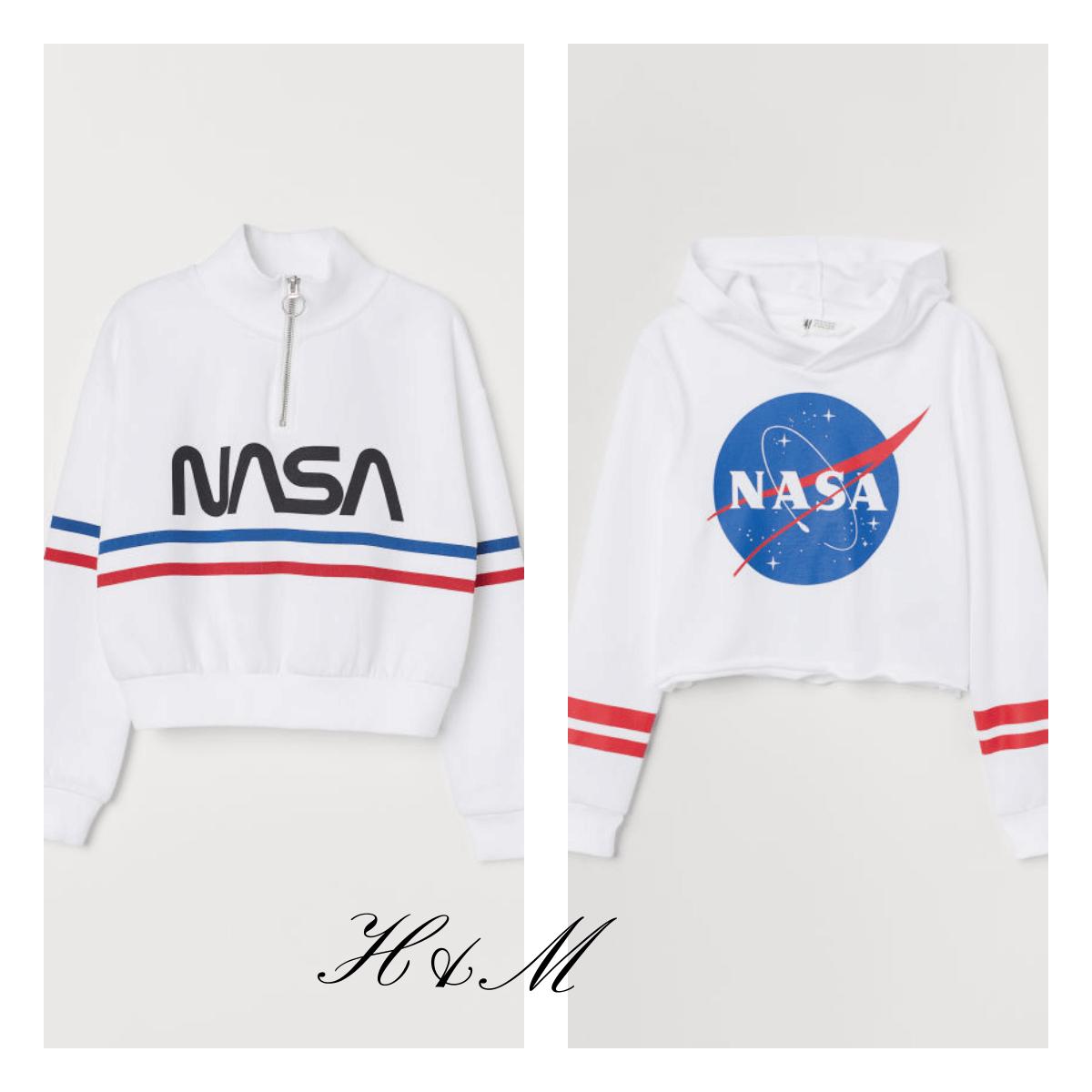 kosmiczna moda NASA