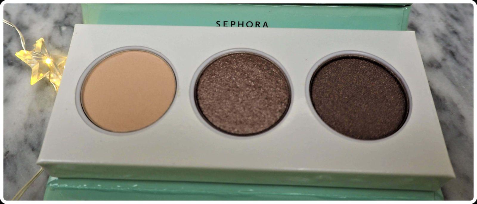 chic zakupy Sephora paleta do oczu
