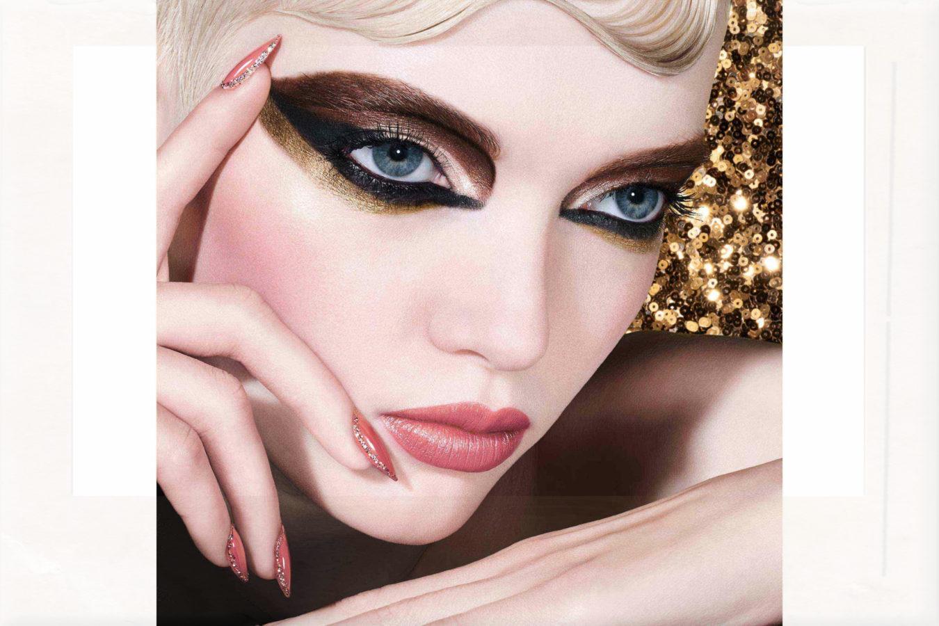 błysk na sylwestra Dior