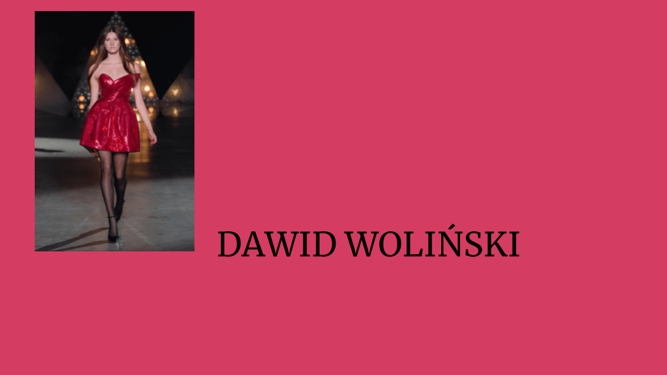 napis- dawid wolinski
