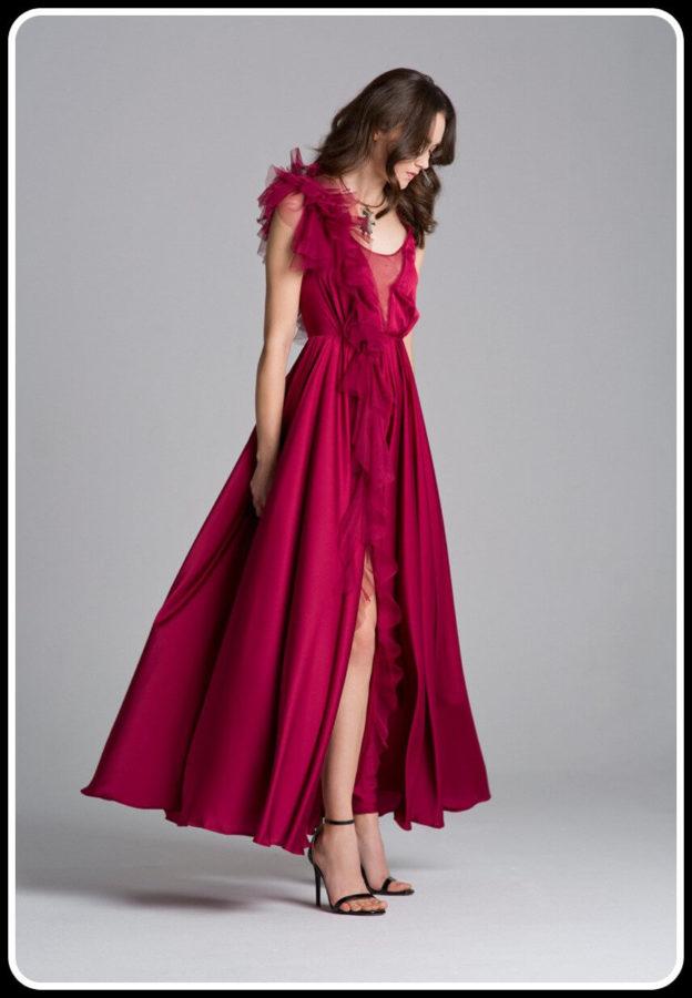 lidia kalita- najpiekniejsze suknie na Sylwestra