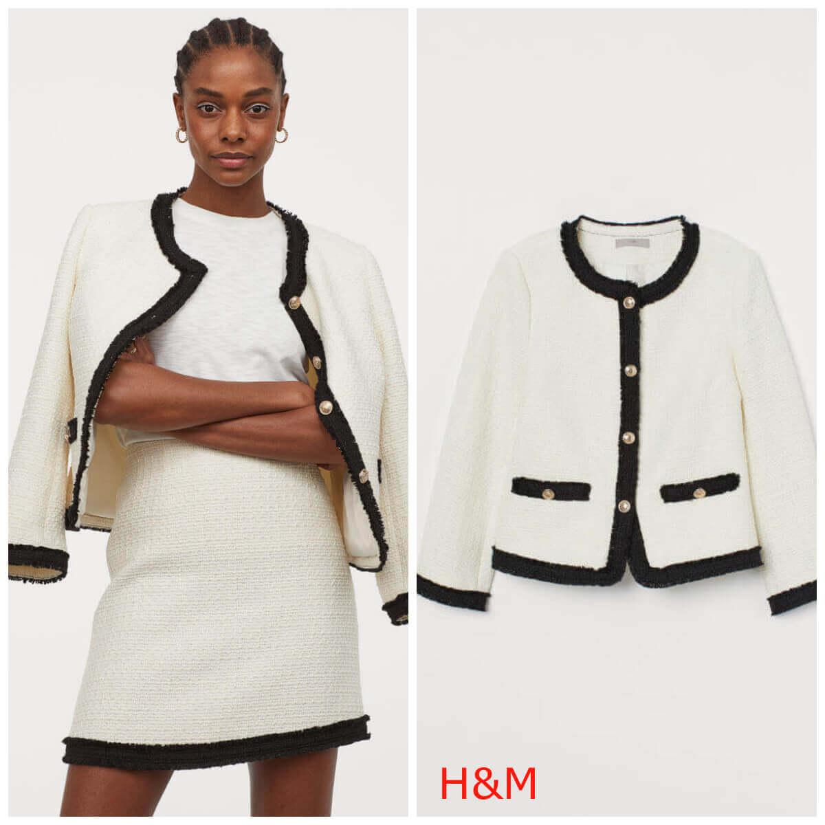peryska peptika Parisian peptics H&M boucle 2020