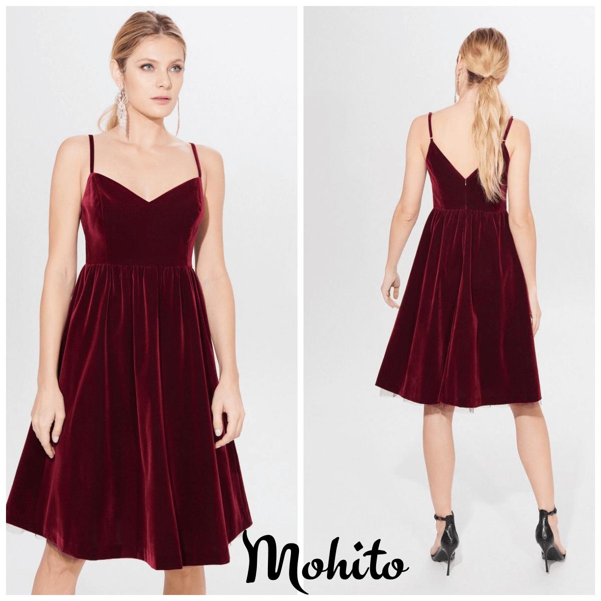 studniówka 2020 sukienka Mohito
