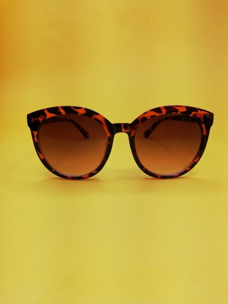 okulary przeciwsloneczne szylkretowe