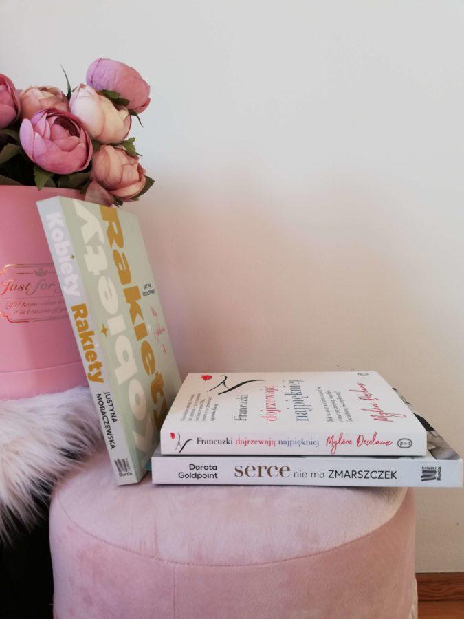 dzień kobiet książki na dzień kobiet