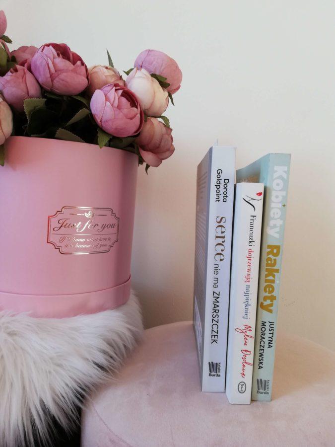 książki na dzień kobiet