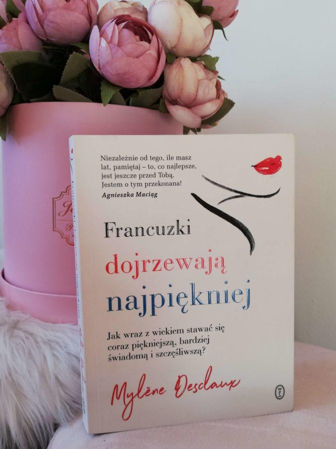 ksiażki na dzień kobiet francuski dojrzewają najpiękniej
