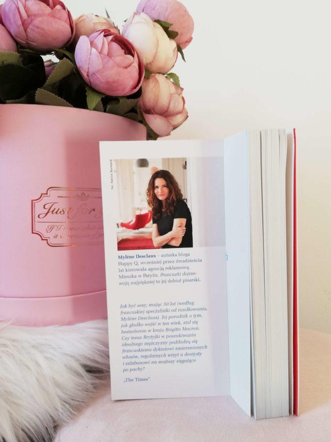 książki na dzień kobiet francuski dojrzewają najpiękniej