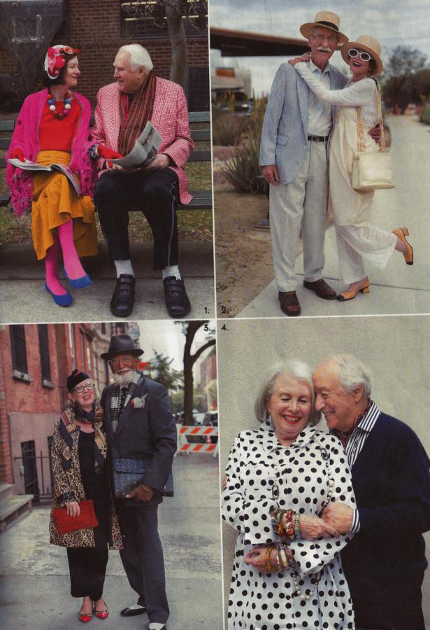 ksiazki o randkowaniu- pary w różnym wieku