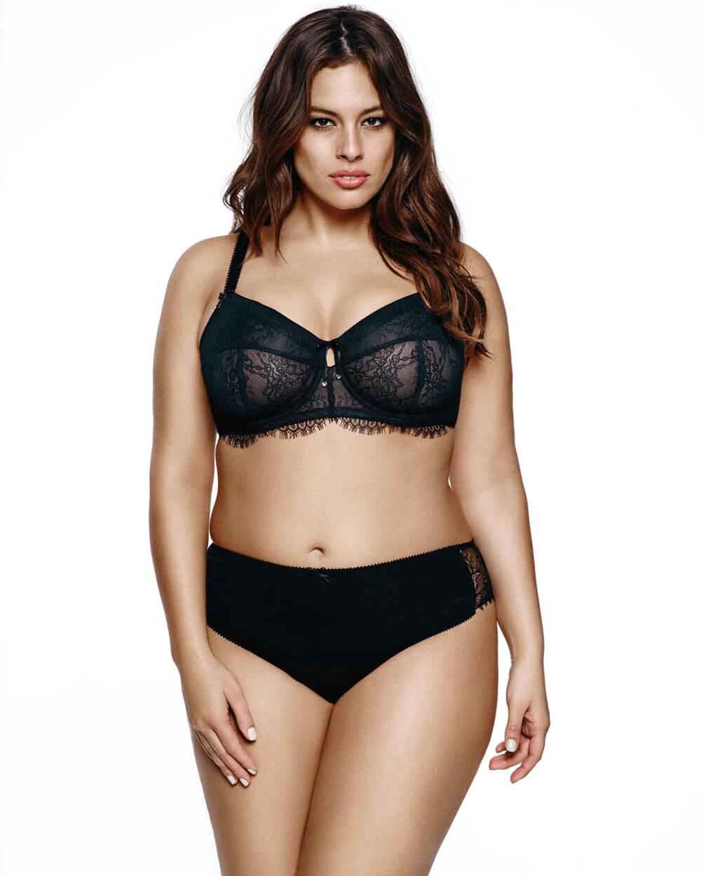 kobieta plus size a kilogramy