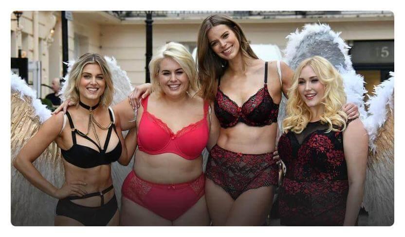 kobiety plus size a kobiecość
