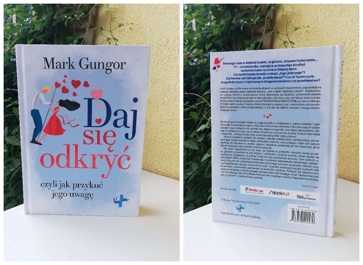 ksiażka o randkowaniu- okładka ksiażki