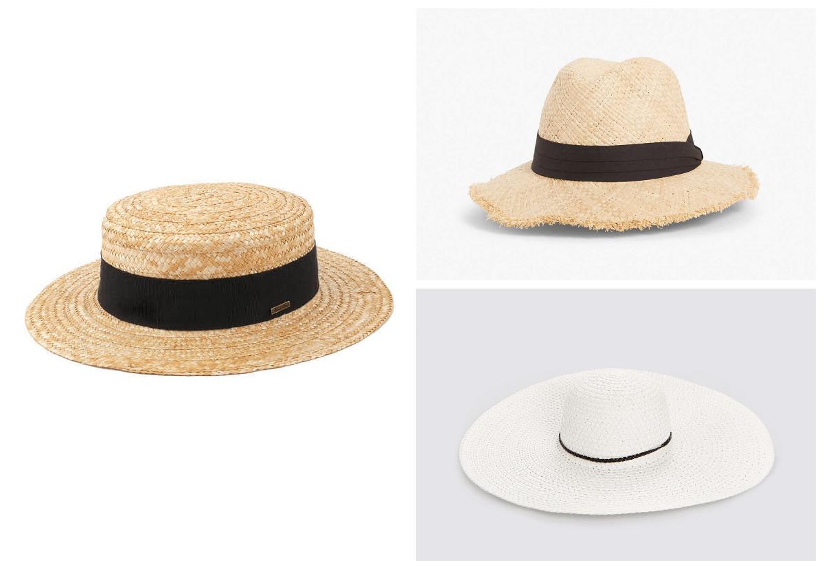 kapelusze róznych firm