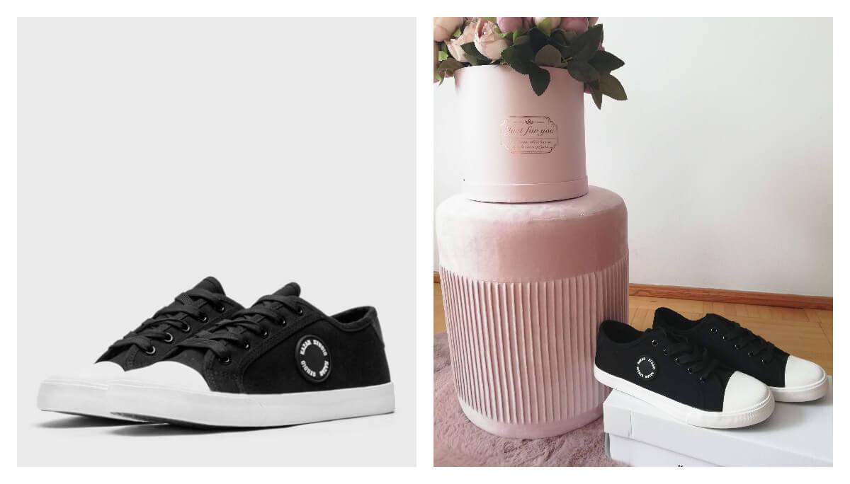 wyprzedaże letnie 2020 czerne buty sportowe Kazar Studio