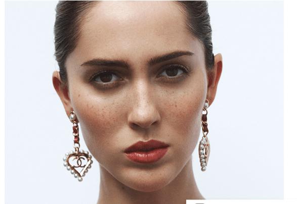 prefekcyjny makijaż markami premium Chanel makijaż