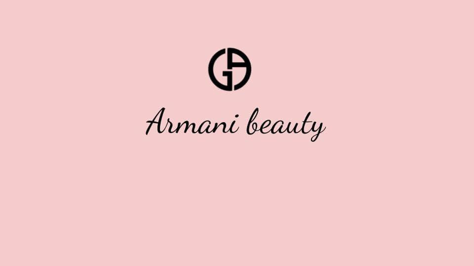 perfekcyjny makijaż markami premium logo na różowym tle