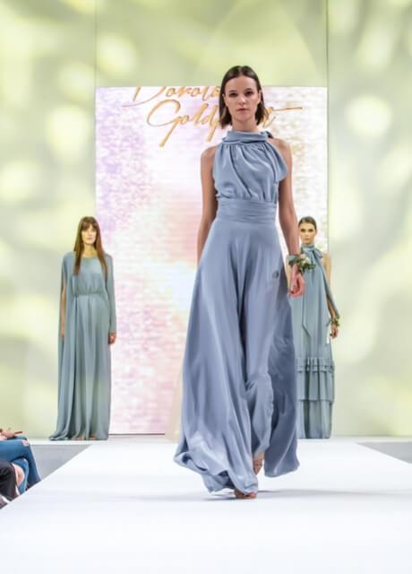 sukienka weselna od Doroty Goldpoint