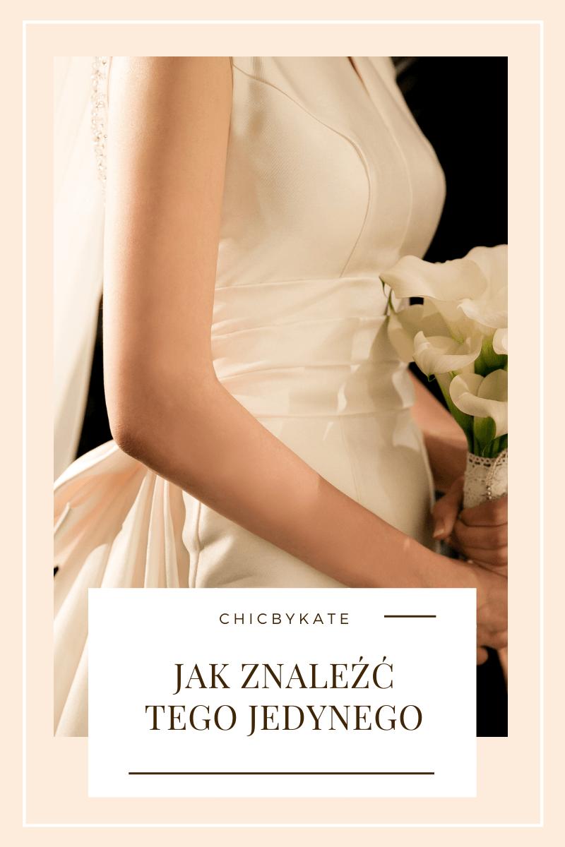 jak wyjść dobrze za mąż panna młoda w białej sukni