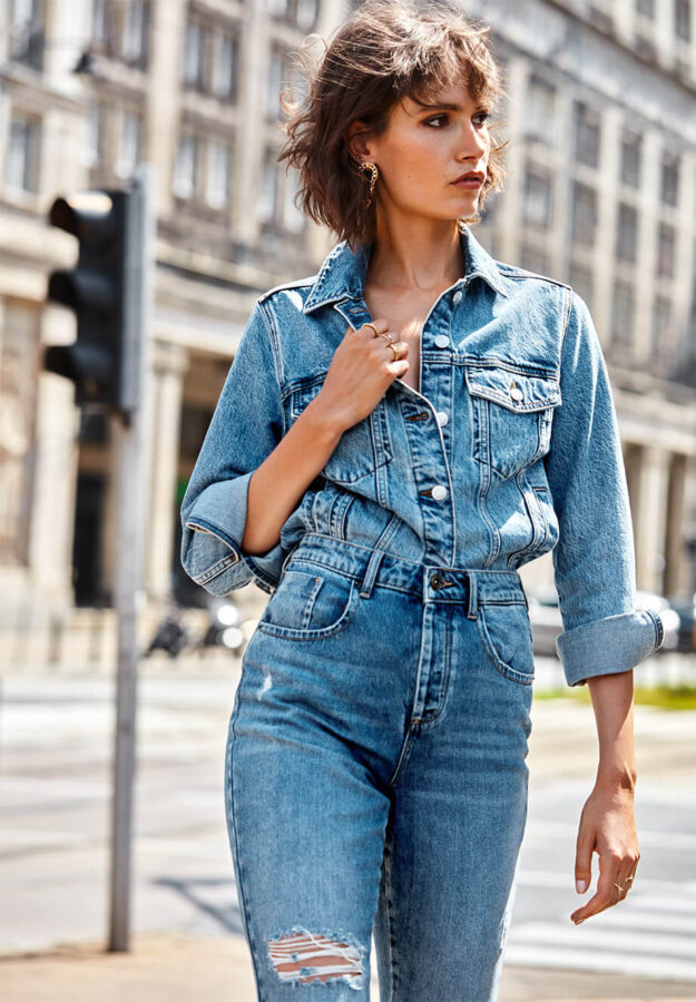 jeans trendy jesien 2020