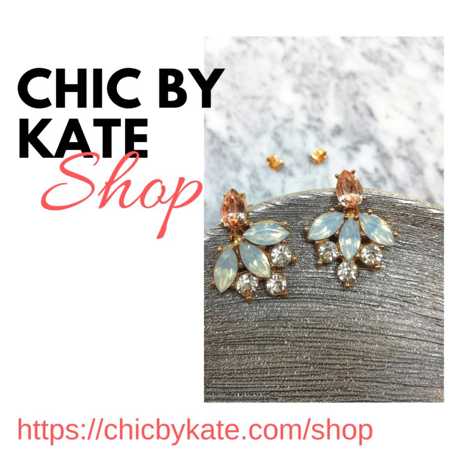 kolczyki z e-sklepu Chic by Kate