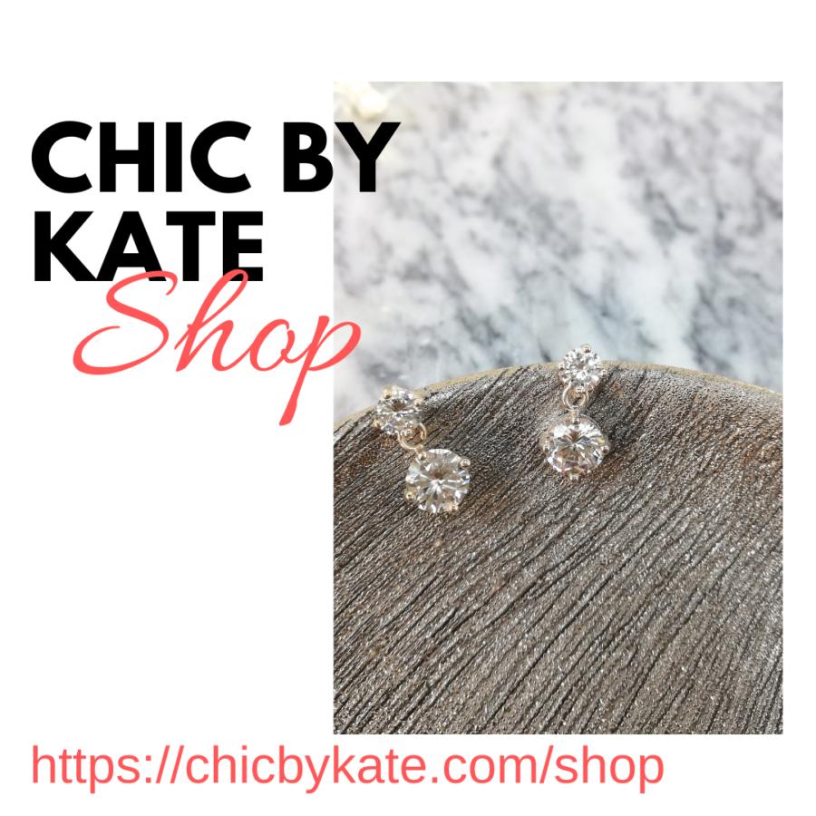 reklama produktu w sklepie Chic by Kate