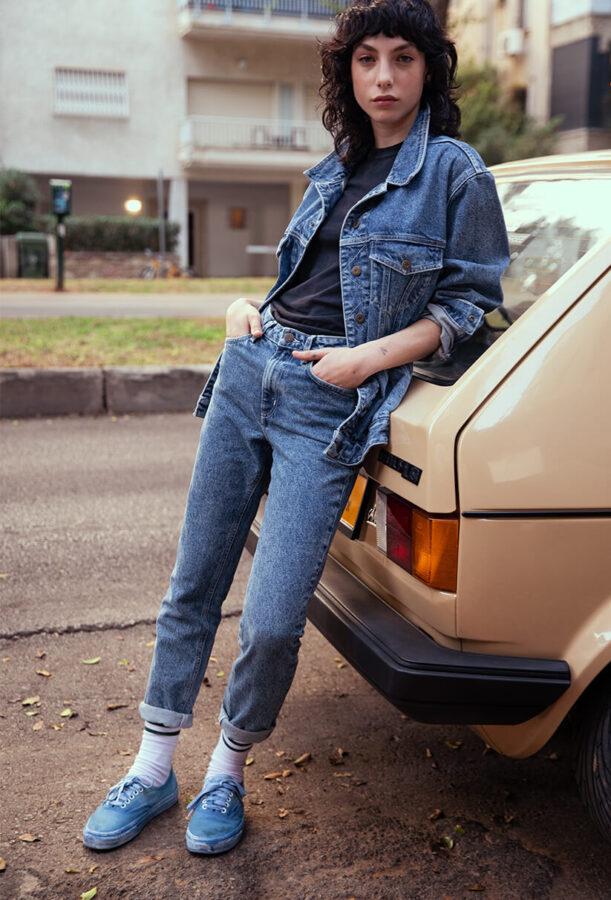 jeans trendy jesień 2020