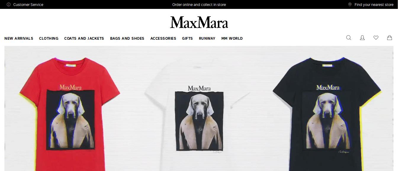 modnie i wygodnie od Max Mara 3 t-shity