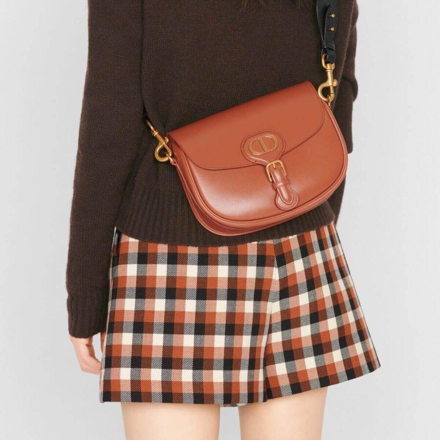 boho style na jesień torebka od Dior