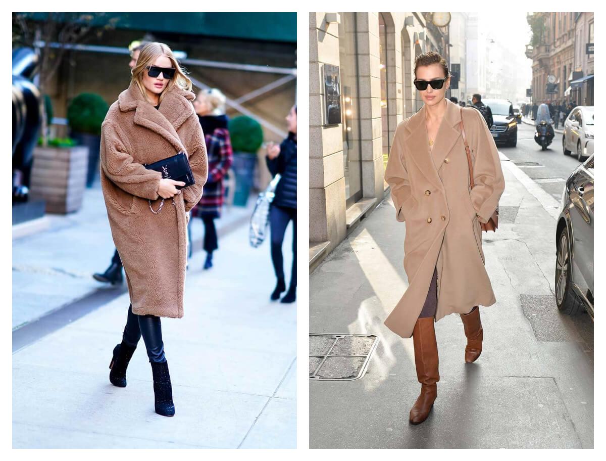 modnie i wygodnie od Max Mara 2 modne płaszcze