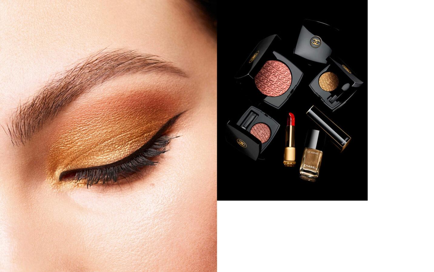 Kosmetyczne trendy makijażowe na Święta