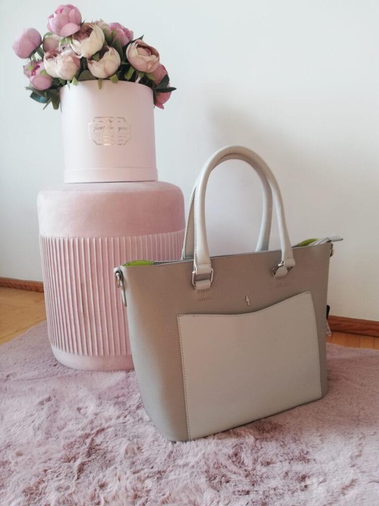 torba damska Ochnik z boku