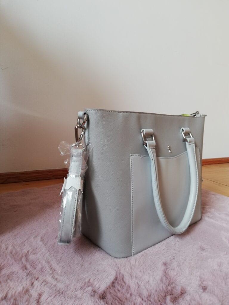 torba damska Ochnik z paskiem