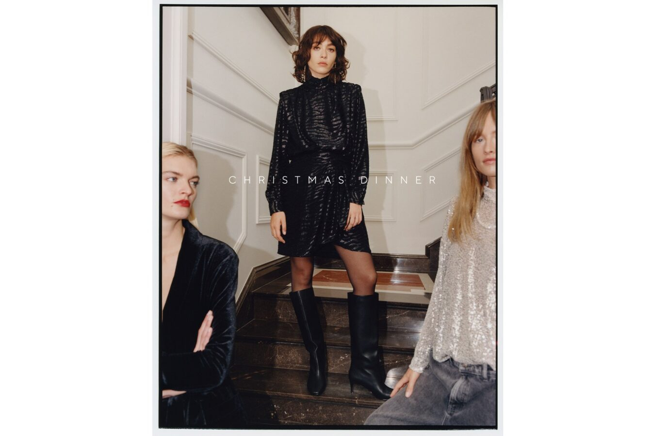 świateczna moda na boże narodzenie 2020