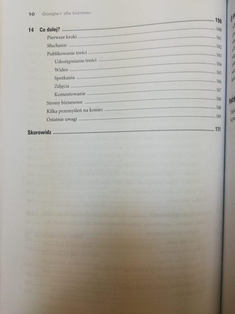 spis treści 6