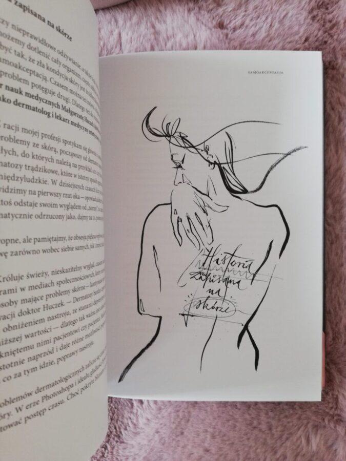 rysunek Anny Halarewicz