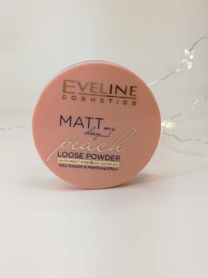 puder z Eveline Matt Day peach