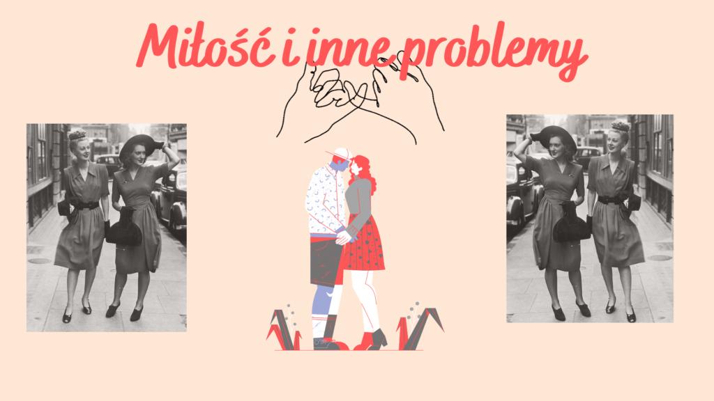 Miłość i inne problemy tył