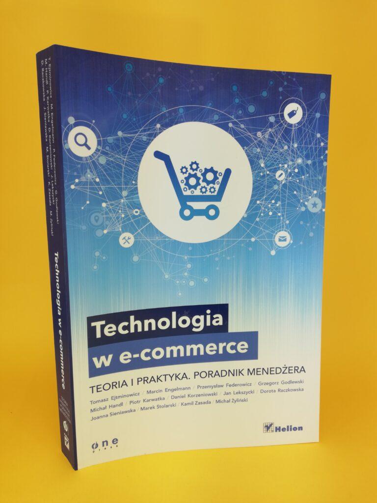 Technologia w e-commerce okładka pierwsza