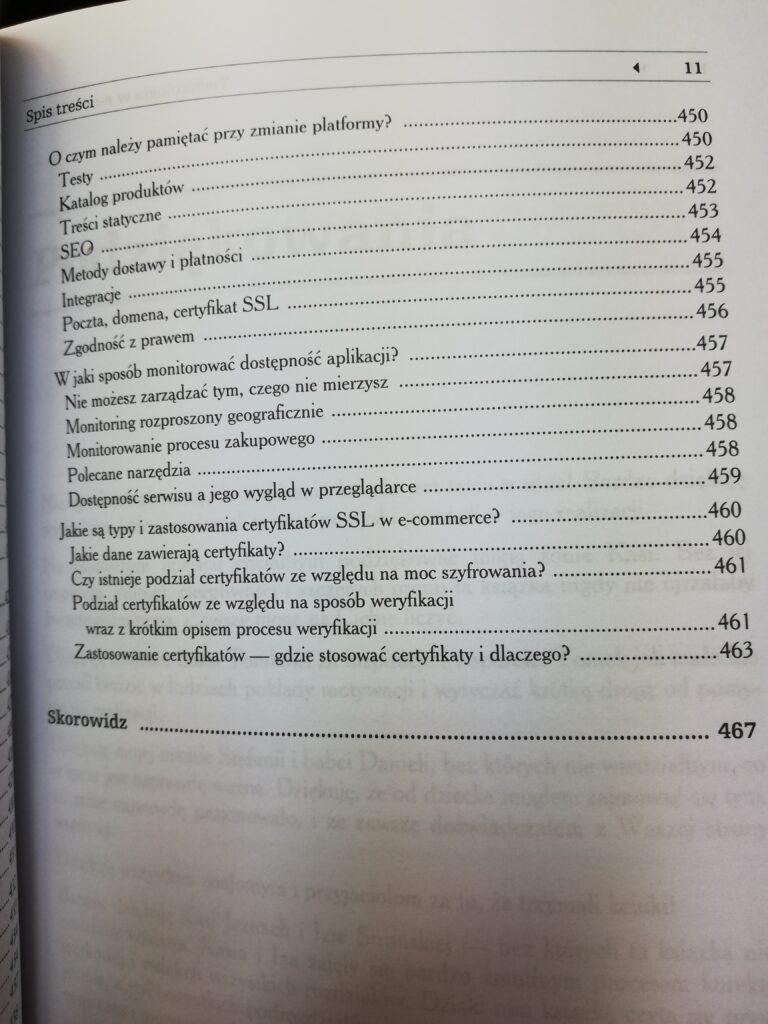 spis treści 7