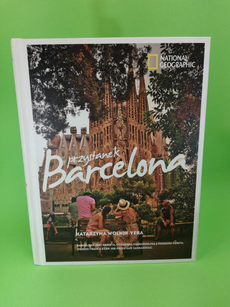 Przystanek Barcelona przód