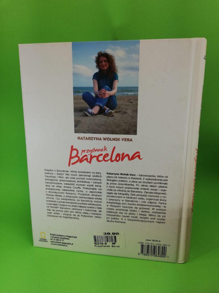 Przystanek Barcelona tył