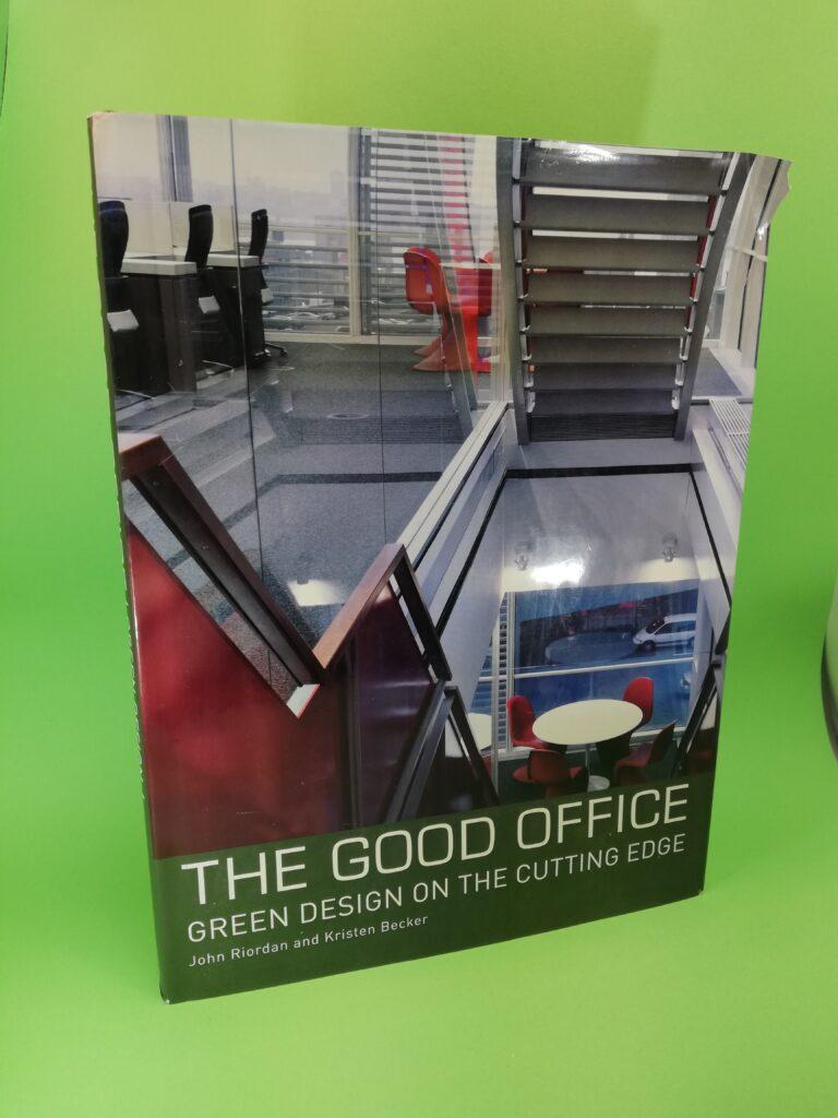 Good office green design pierwsza strona