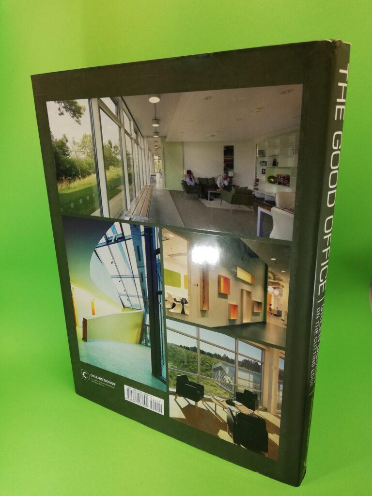 Good office green design tył okładki
