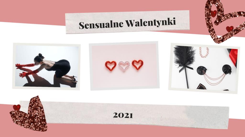 Walentynki 2021 tło