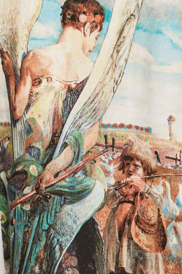 malarstwo w modzie obraz malczewskiego