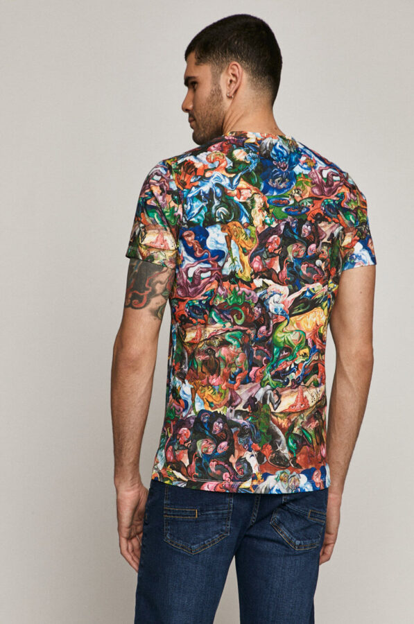 t-shirt męski od medicine