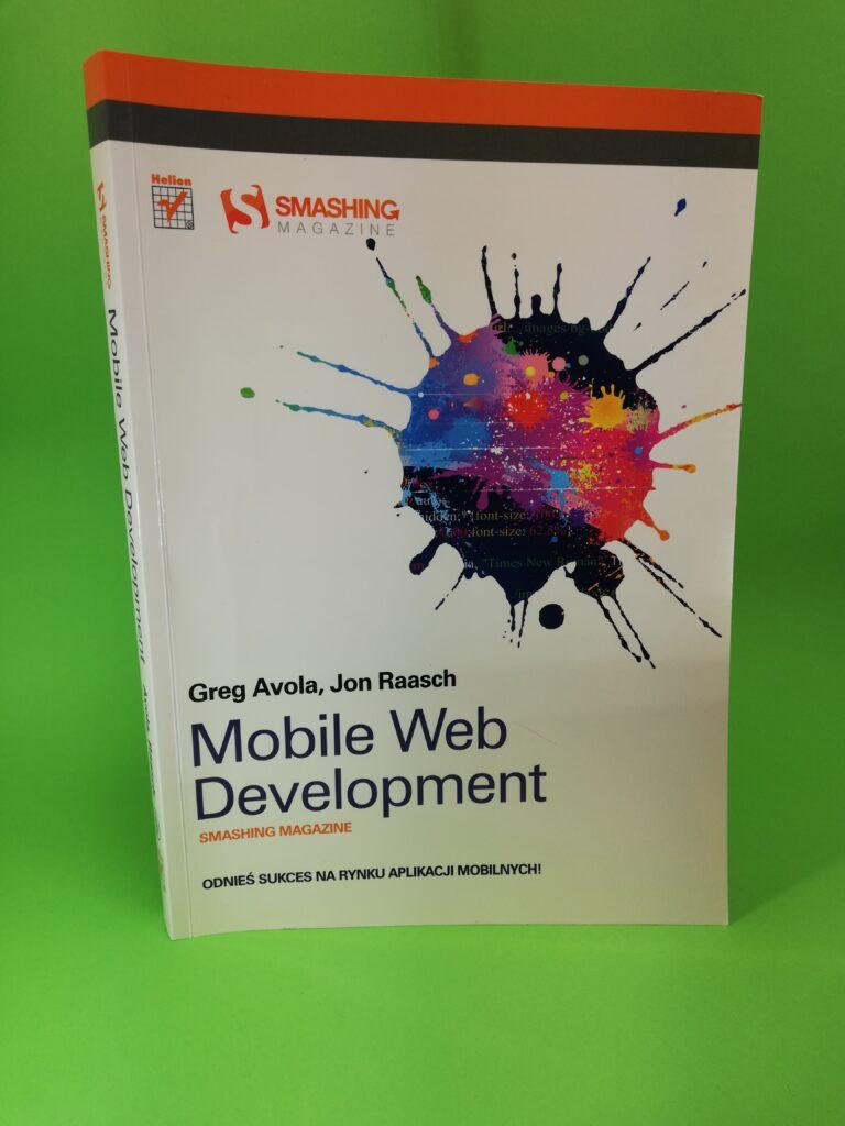 Mobile Web Development strona pierwsza