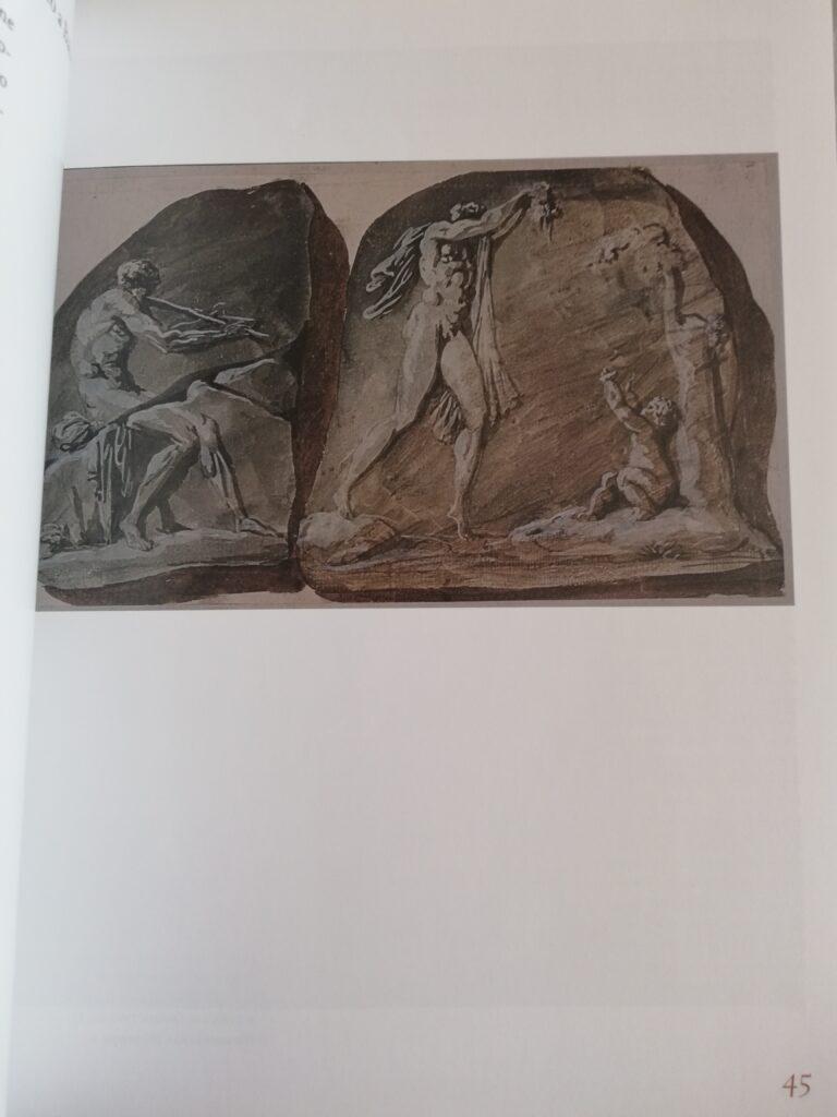 rycina z albumu Mistrzowie rysunku dzieła z kolekcji Barbary Piaseckiej- Johnson