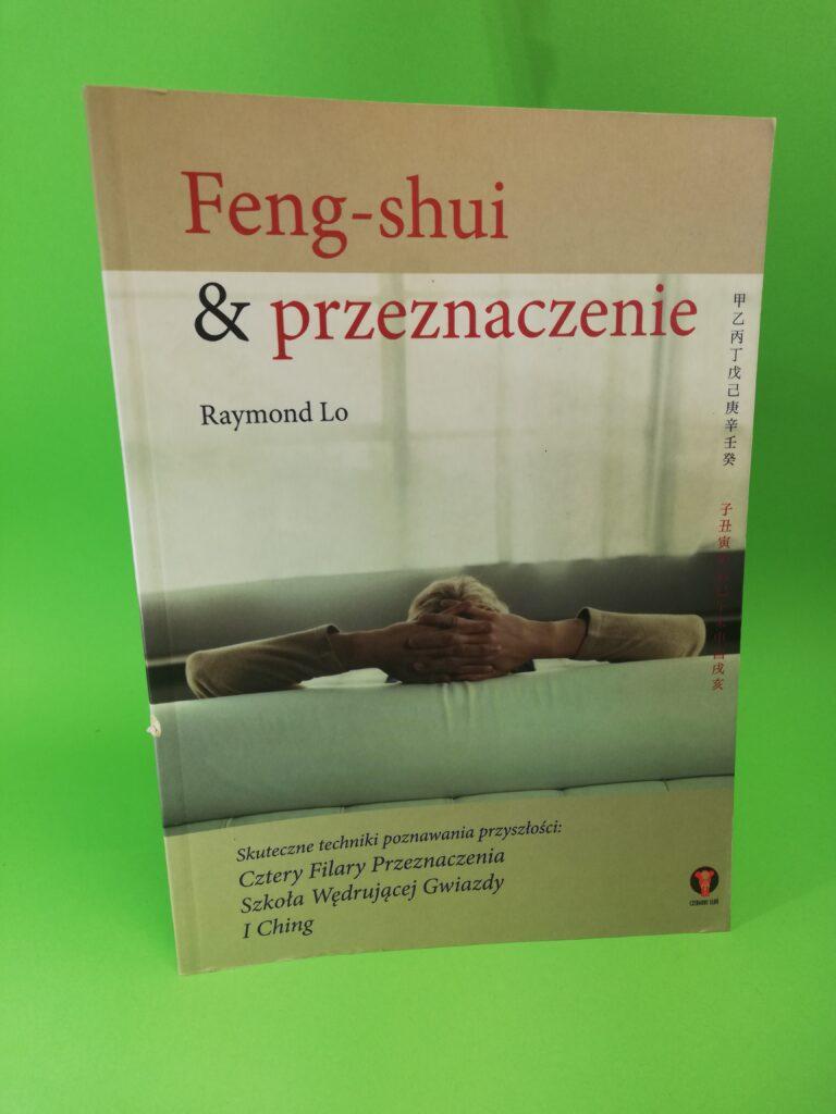 Feng- shui i przeznaczenie okładka książki